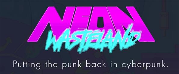 Neon Wasteland banner