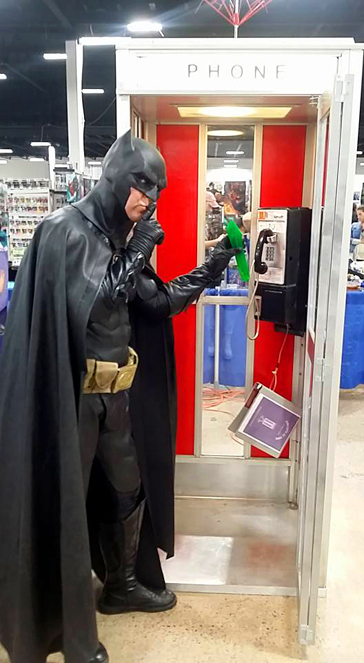 BatmanPhoneJoeyCougar