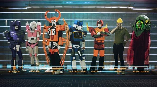 Transformers Lineup 2b