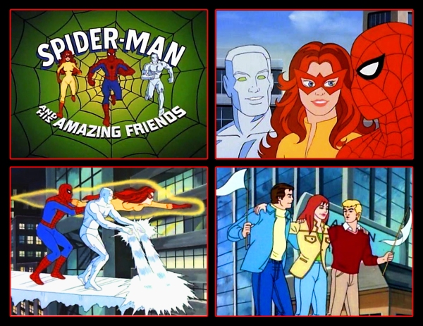Spiderman Comp1