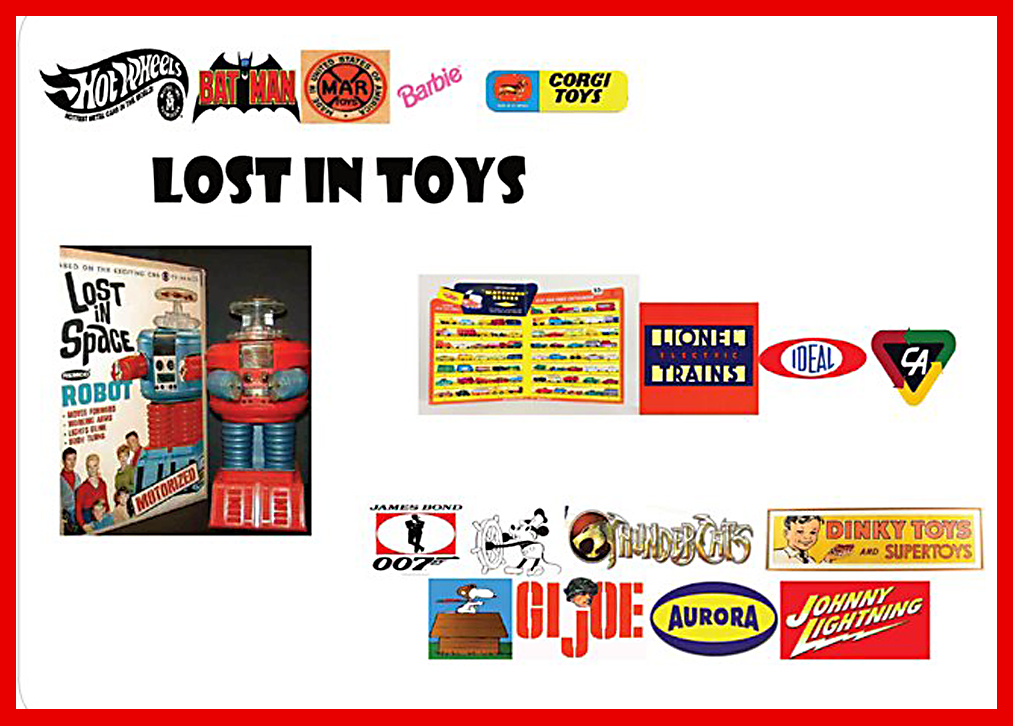 Lost In Toys