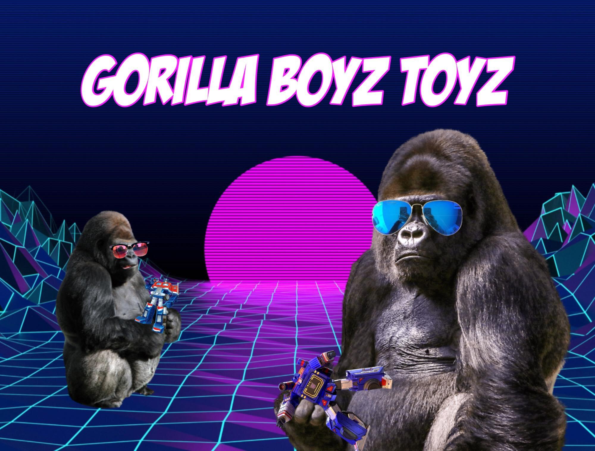 Gorillaboyztoyz
